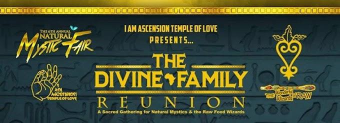 The 6th Annual Natural Mystic Fair Weekend