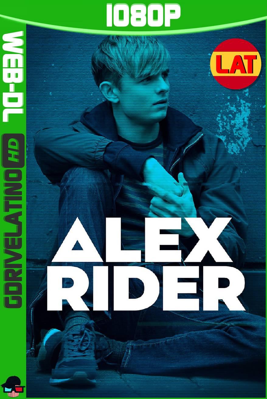 Alex Rider (2020) Temporada 1 AMZN WEB-DL 1080p Latino-Inglés MKV