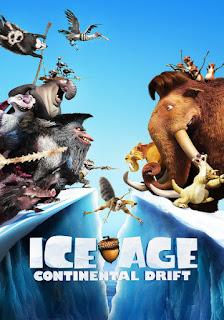Ice Age 4 Continental Drift 2012 Dual Audio Hindi 720p BluRay