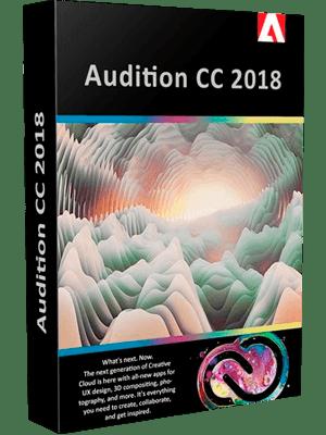 adobe audition 2018