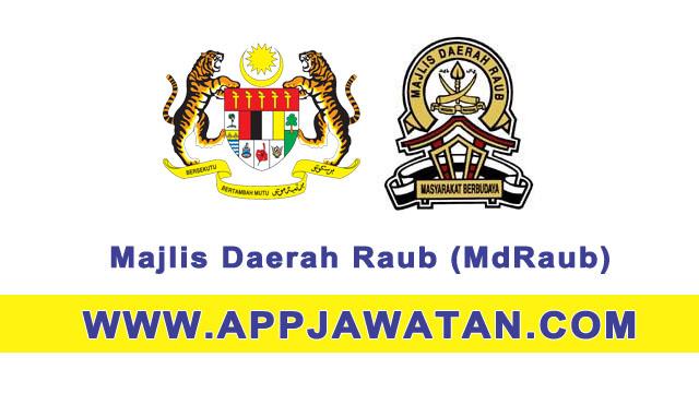 Majlis Daerah Raub (MdRaub)