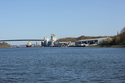 Nord-Ostsee-Kanal & Holtenauer Hochbrücke