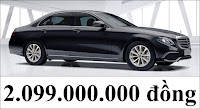 Giá xe Mercedes E200 2019
