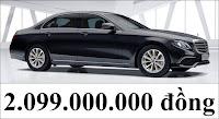 Giá xe Mercedes E200 2020