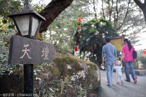 南投國姓禪機山仙佛寺,易經風水寶地,清靜又充滿禪風的唐式建築