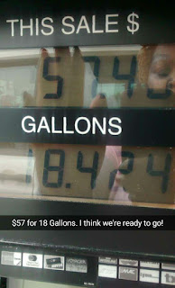 gas prices, super, leaded, unleaded