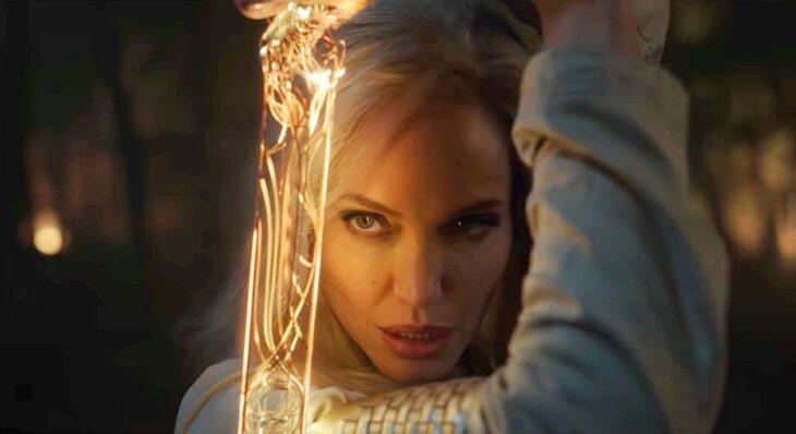 Sale el primer tráiler oficial de 'Eternals'; habemus Salma Hayek y Angelina Jolie en el MCU