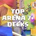 Five Best Deck Arena 7 Clash Royale