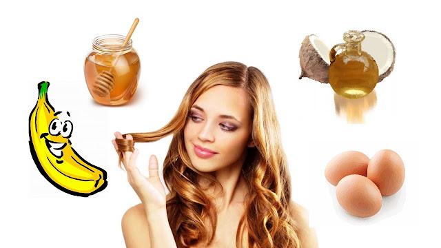 4 mascarillas caseras para el pelo que resolverán tus problemas