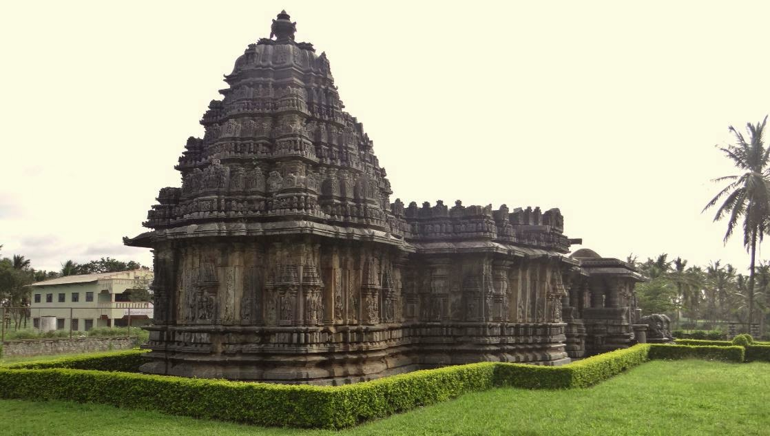 Discover India: Bucheshwara Temple Koravangala Hassan