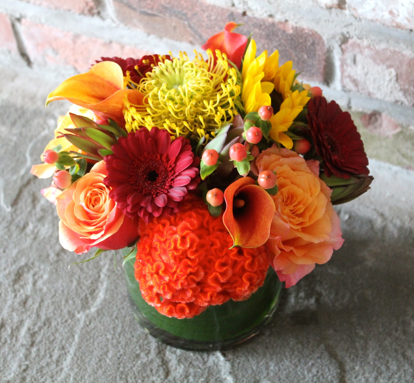 Wedding Flowers For November: Allison Phalen Floral Design: November 2012