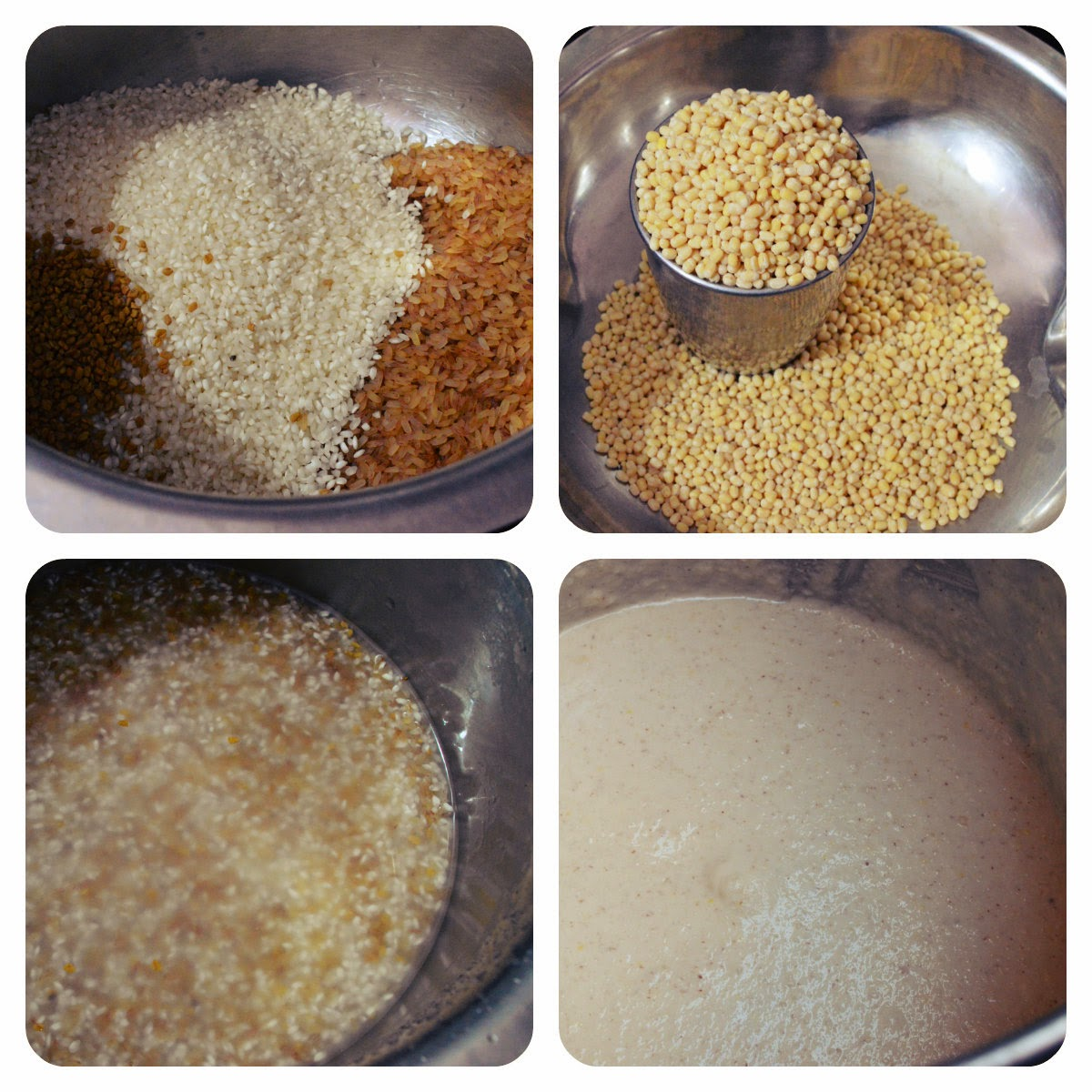 red rice batter
