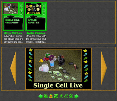 Biology Arcade Games