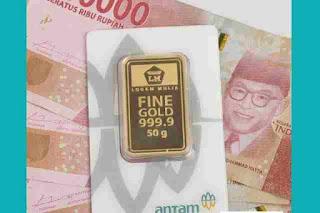 Mau Jual Atau Beli? Ini Daftar Harga Emas Antam Per Gram di https://www.logammulia.com/id/harga-emas-hari-ini