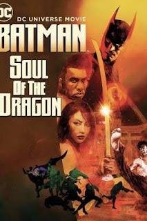فيلم Batman: Soul of the Dragon 2021 مترجم اون لاين