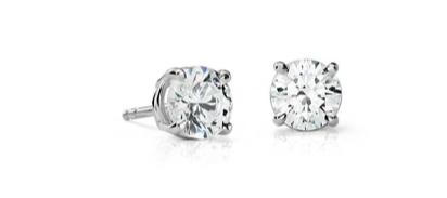 Diamond Studs For Teenage Girl