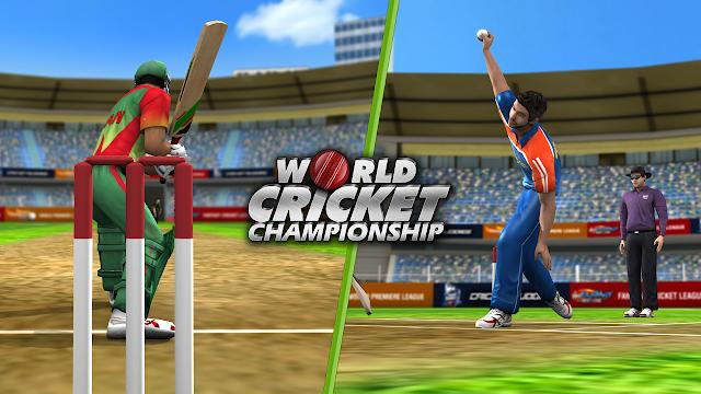 لعبة World Cricket Championship 2 v2.7.9 مهكرة كاملة للاندرويد (اخر اصدار) logo