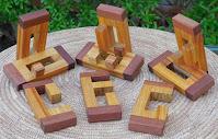 Trikado Pieces