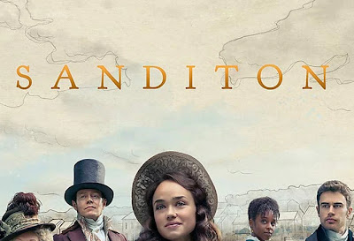 Shows Round Up Ep 002 (Sanditon, A Christmas Carol, Vanity Fair, North & South)