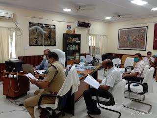 madhubani-dm-inspacton-meeting