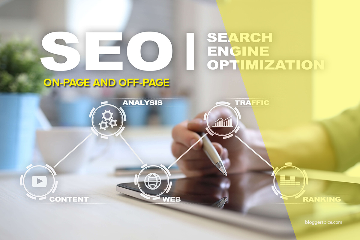 The Most effective SEO - On-Page and Off Page optimization