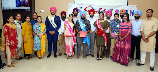 Fresher Party held at Lyallpur Khalsa College