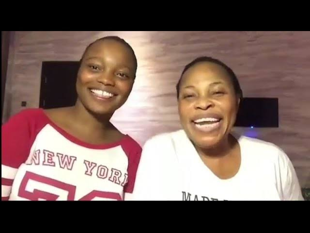 Tope Alabi's daughter reacts to paternity scandal after another man claimed he's her biological father