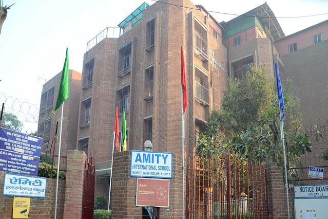 Amity International School, Delhi: Admission, Academic, Fee 2021-22