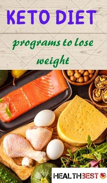 Keto Diet programs to lose weight