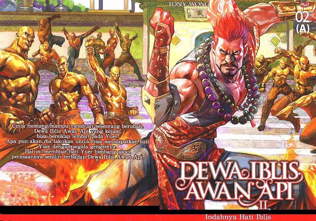 Dewa Iblis Awan Api II