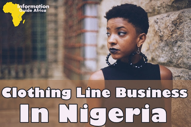 7 Things You Need To Know About Launching Your Own Clothing Line In Nigeria