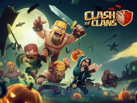 تحميل العاب كلاش 2017 - Download clash Games كلاش اوف كلانس