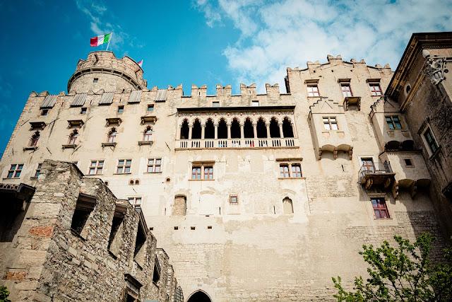 castello del Buonconsiglio-Trento