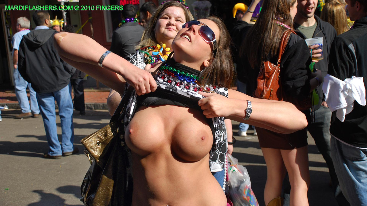Why Do Women Flash Their Breasts For Beads At Mardi Gras