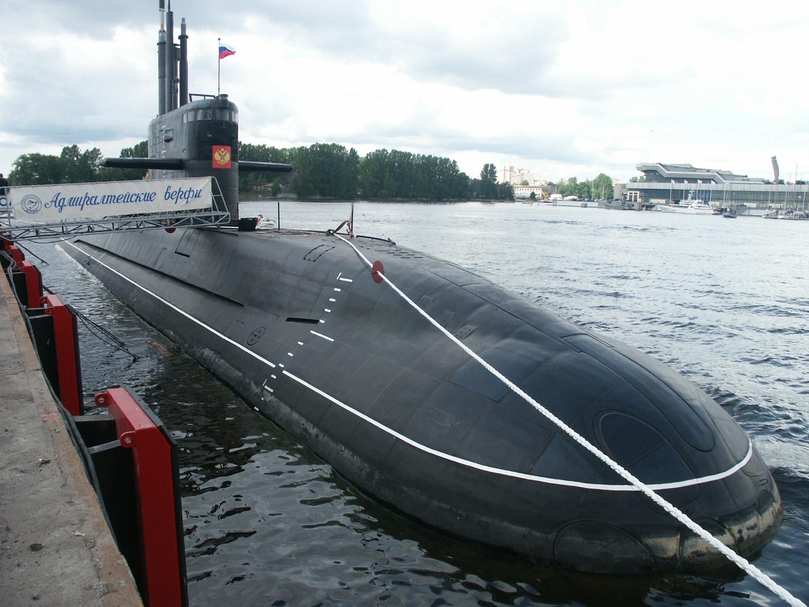 Lada Class Submarine - Russia is offering export version of Lada  Amur    Indian Navy Submarine