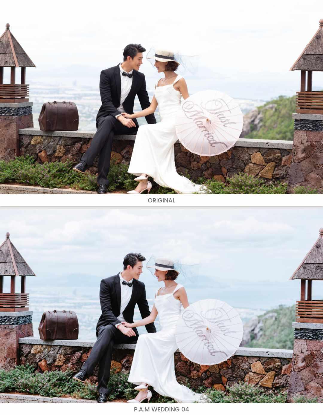 Preset đám cưới