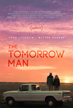 Poster Of The Tomorrow Man 2019 In Hindi Bluray 720P Free Download