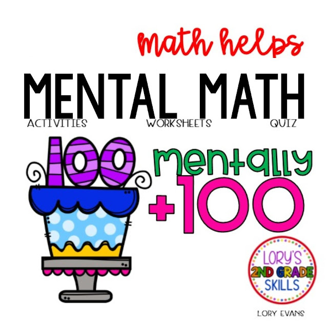 Mental Math +100 Acivities