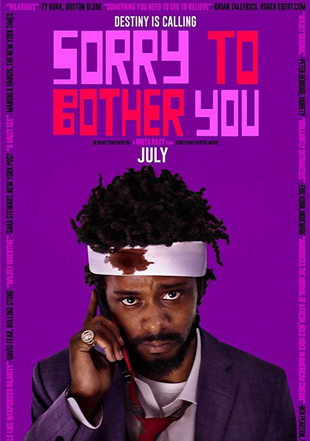 Sorry To Bother You 2018 Full English Movie Download BRRip 720p