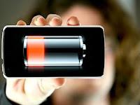 Tips menciptakan baterai smartphone anda lebih awet