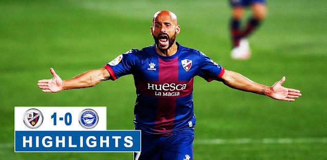 Huesca vs Deportivo Alavés – Highlights