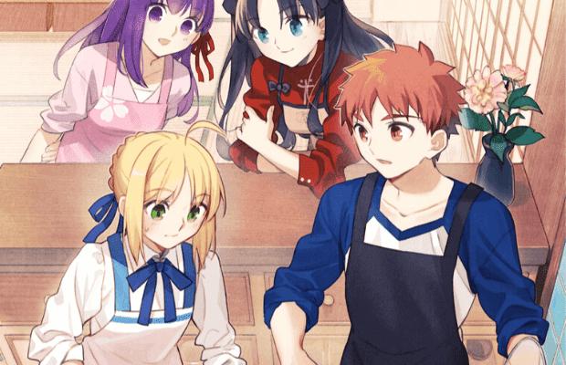 Game Memasak Spin-Off Dari Fate/Stay Night Ditunda Perilisannya