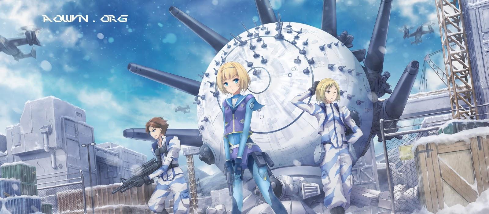 AowVN%2B%25284%2529 - [ Anime 3gp Mp4 ] Heavy Object | Vietsub - Mecha Art Đẹp