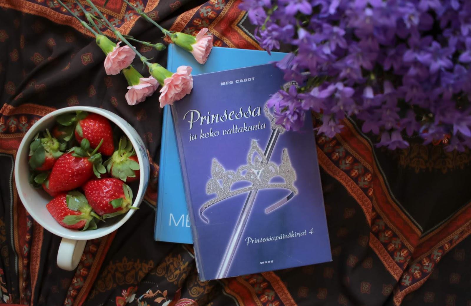 Meg Cabot: Prinsessapäiväkirjat