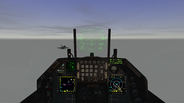 Volatus Virtualis: Su-33 vs  Su-27 argument (DCS