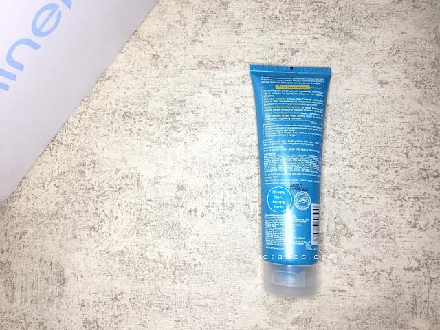 hydracalm cleansing gel