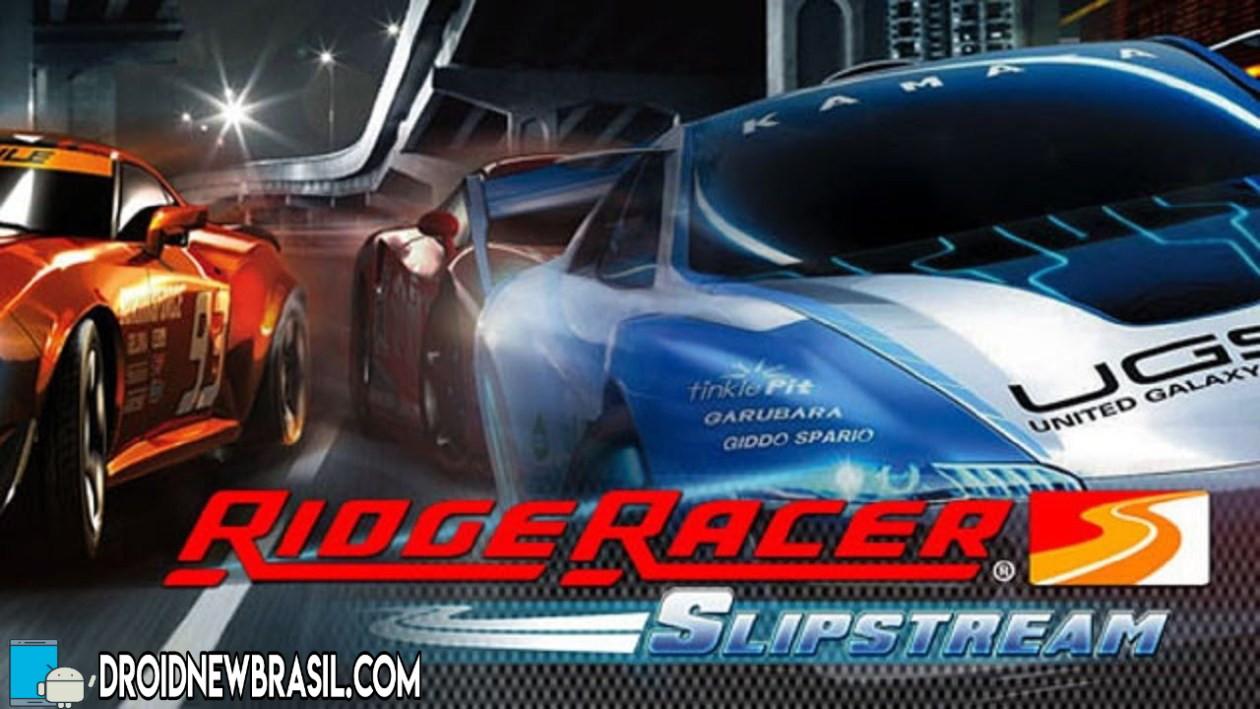 Ridge Racer Slipstream 2.5.4 Apk Mod – OBB