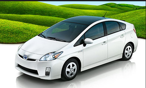 2015 Toyota Prius spy shots - Image: Motor Authority