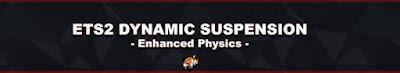 Dynamic Suspension V6.3.4- ETS2 1.40, 1.41