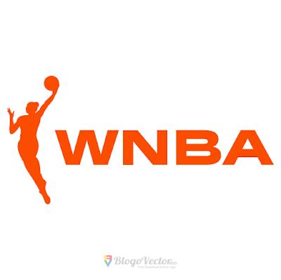 Women's National Basketball Association Logo Vector